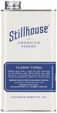 Stillhouse Classic Vodka 750ml