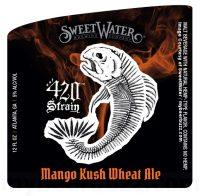 Sweetwater Mango kush 12oz 6pk Btl