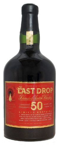 The Last Drop 50yr Blended Scotch 750ml