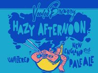Voodoo Brewing Hazy Afternoon 16oz 4pk Cn