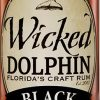 Wicked Dolphin Black Rum 1.0L
