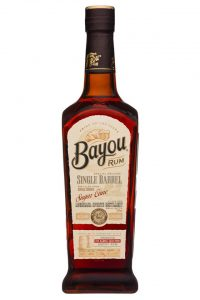 Bayou Single Barrel Rum 750ml