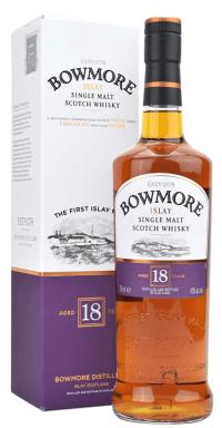 Bowmore 18yr 750ml