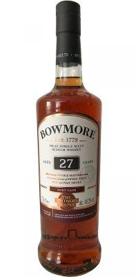 Bowmore Port Cask 27 yr Trilogy