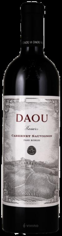 Daou Reserve Cabernet Sauvignon 2016