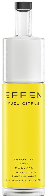 Effen Yuzu Citrus Vodka 750ml