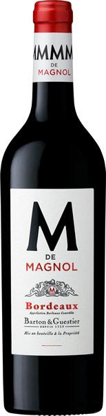 M De Magnol Bordeaux 750ml
