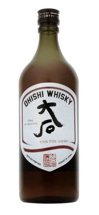 Ohishi Sherry Cask Whisky 750ml
