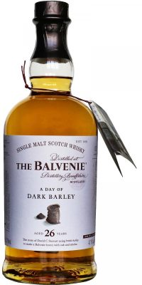 Balvenie 26 yr A Day of Dark Barley 750ml