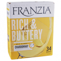 Franzia Rich & Buttery Chardonnay 3.0L
