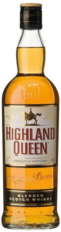 Highland Queen Blended Scotch 750ml