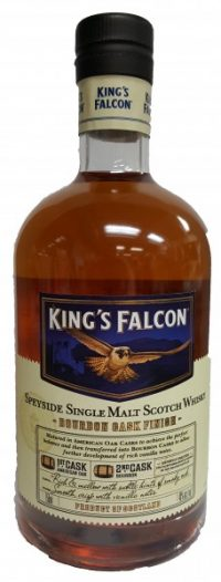 Kings Falcon Sherry Cask Single Malt 750ml