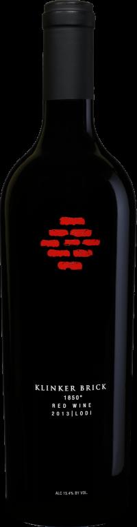 Klinker Brick Brick Mason Red Blend 750ml