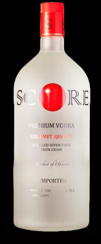 Score Vodka 1.75L