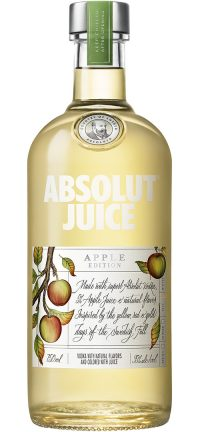 Absolut Juice Edition Apple 750ml