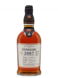 Foursquare Rum 2007 Single Blended Rum 750ml