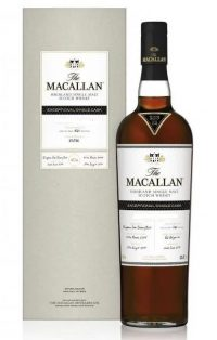 Macallan Exceptional Cask 2018