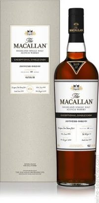 Macallan Exceptional Cask 2018 750ml