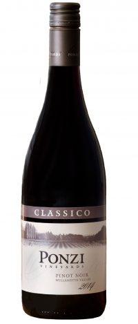 Ponzi Classico Pinot Noir 750ml