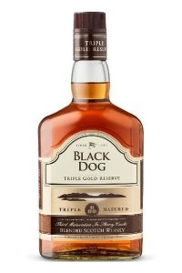 Black Dog Triple Gold Reserve 750ml