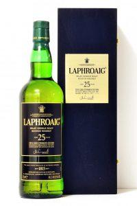 Laphroaig 25 Year 2015 Cask Strength Edition