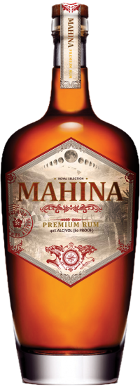 Mahina Hawaiian Premium Rum 750ml