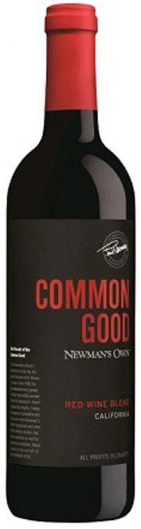 Newmans Own Common Good Red 750ml