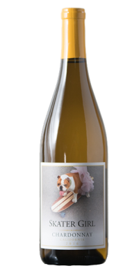 Skater Girl Chardonnay 750ml