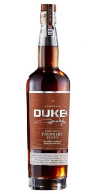 Duke Rye Double Barrel Founders Reserve