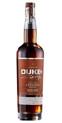 Duke Rye Double Barrel Founders Reserve