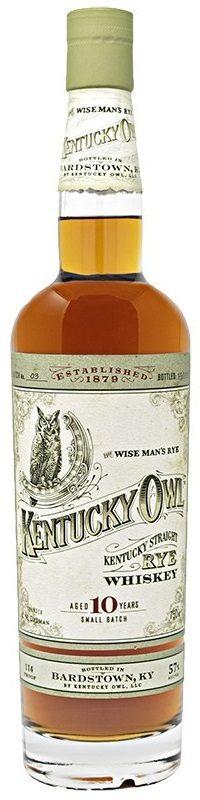 Kentucky Owl 10 Yr