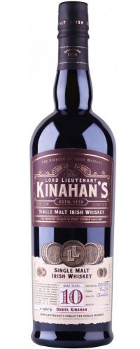 Kinahan's Irish Whiskey 10 year