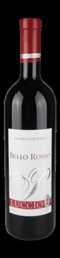 Luccio Bello Rosso Semi Sweet Red