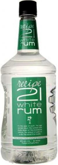 Recipe 21 White Rum