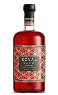 koval cranberry gin