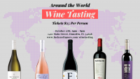 Copy of Around the World wine tasting