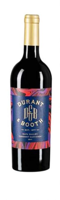 Durant & Booth Napa Cabernet