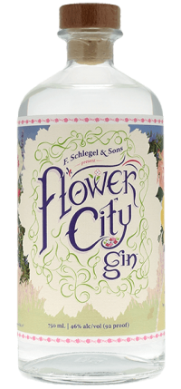 Flower City Gin