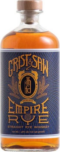 Grist & Saw Empire Rye 750ml