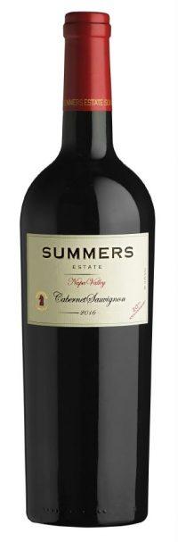 Summers Napa Cabernet 20th Anniversary