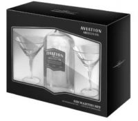 Aviation American Gin Gift Set