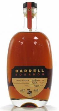 Barrell Bourbon Cask Strength 10yr