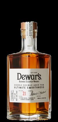 Dewars Double Double Aged 21Yr Scotch
