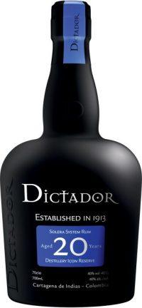 Dictador Reserve 20yr Rum