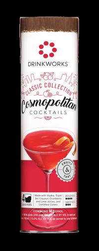 Drinkworks Cosmopolitan Cocktails 4pk Pods