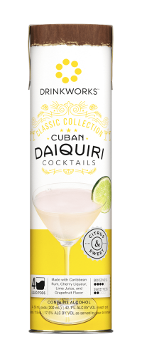 Drinkworks Cuban Daiquiri Cocktails 4pk Pods