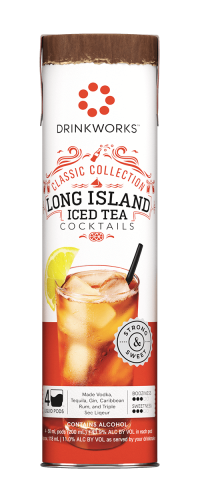 Drinkworks Long Island Cocktails 4pk Pods