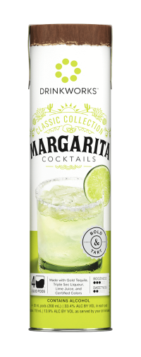 Drinkworks Margarita Cocktails 4pk Pods
