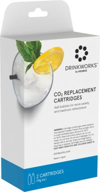 Drinkworks Water Filter Replacement Cartridges 2pk