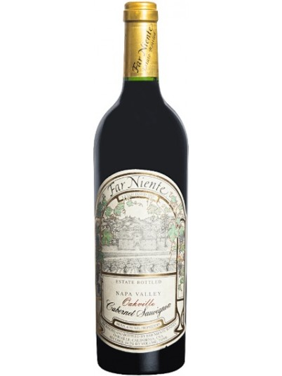 Far Niente Napa Cabernet 2017 – Luekens Wine & Spirits